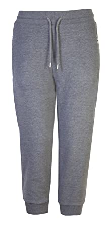 a85dfbceaf Brody   Co. Womens Joggers Ladies Tracksuit Bottoms Capri Gym Zip 3 ...
