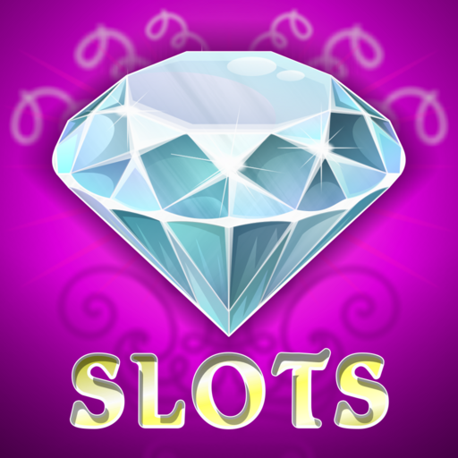 (Double Deluxe Diamond of Oz Slots - Triple Wizard Bonus Vegas Casino Games)