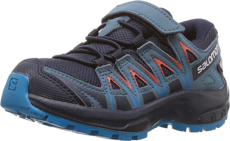 Scarpe Trail Running Bambino Impermeabili Salomon XA PRO
