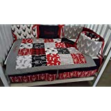 Amazon Com Trend Lab Northwoods 3piece Crib Bedding Set