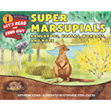 Super Marsupials: Kangaroos, Koalas, Wombats, and More (Let's-Read-and-Find-Out Science 1) (English Edition)