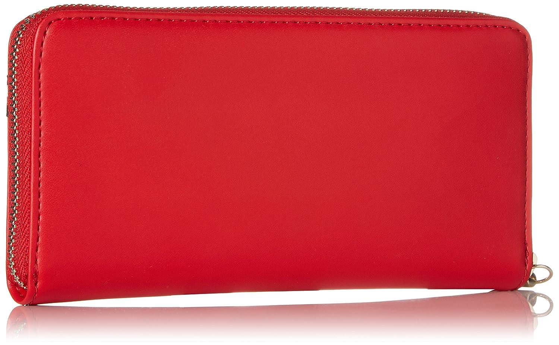 Point Fort De L'entreprise En Cuir Za Wlt, Porte-monnaie Des Femmes, Rouge (rouge Tommy), 2.5x19.5x10 Cm (bxhxt) Tommy Hilfiger