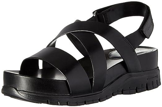 91e28eb019c Cole Haan Women s Zerogrand Criss Cross Gladiator Sandal