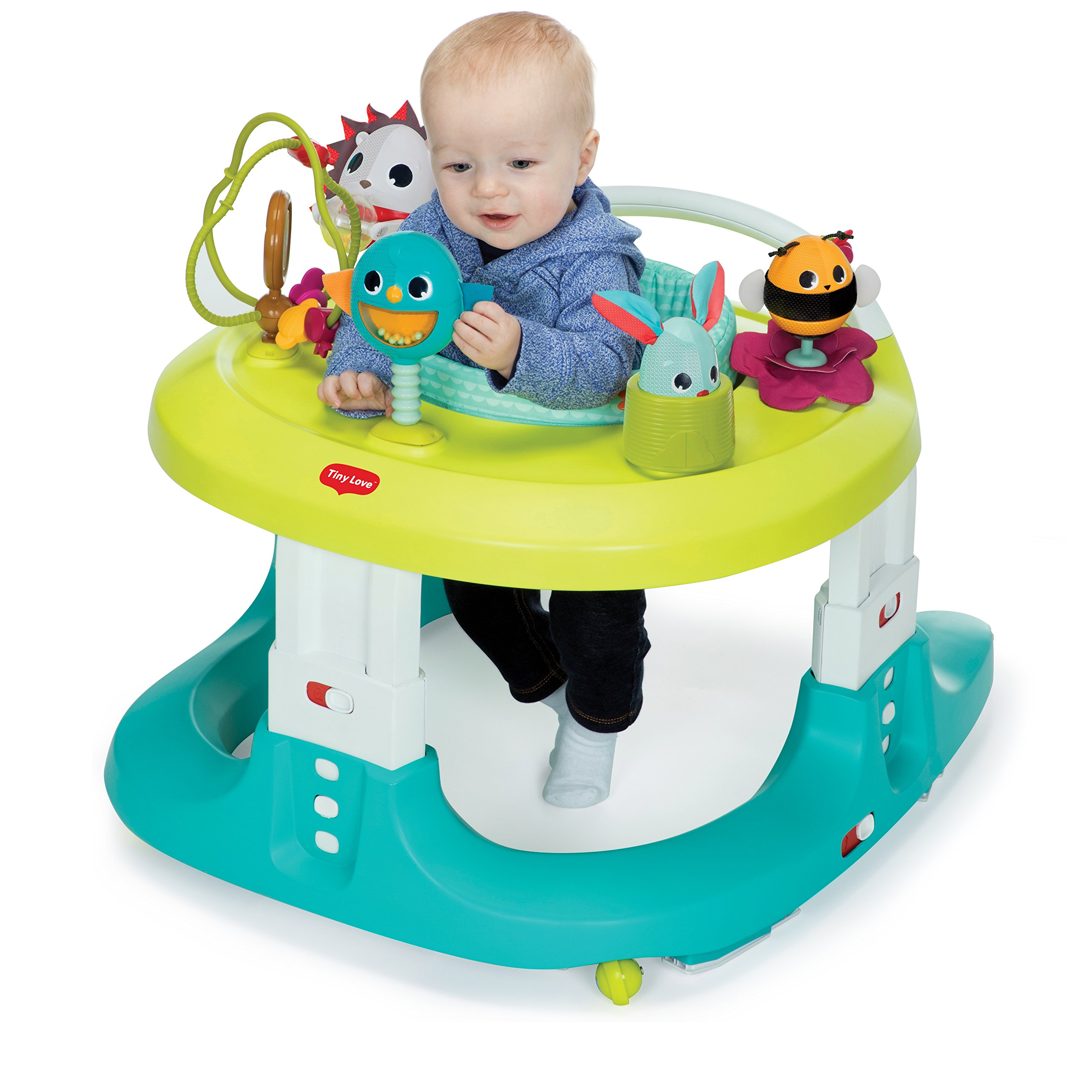 Tiny Love Meadow Days Here I Grow 4-in-1 Baby Walker and Mobile Activity Center by Tiny Love (Image #7)