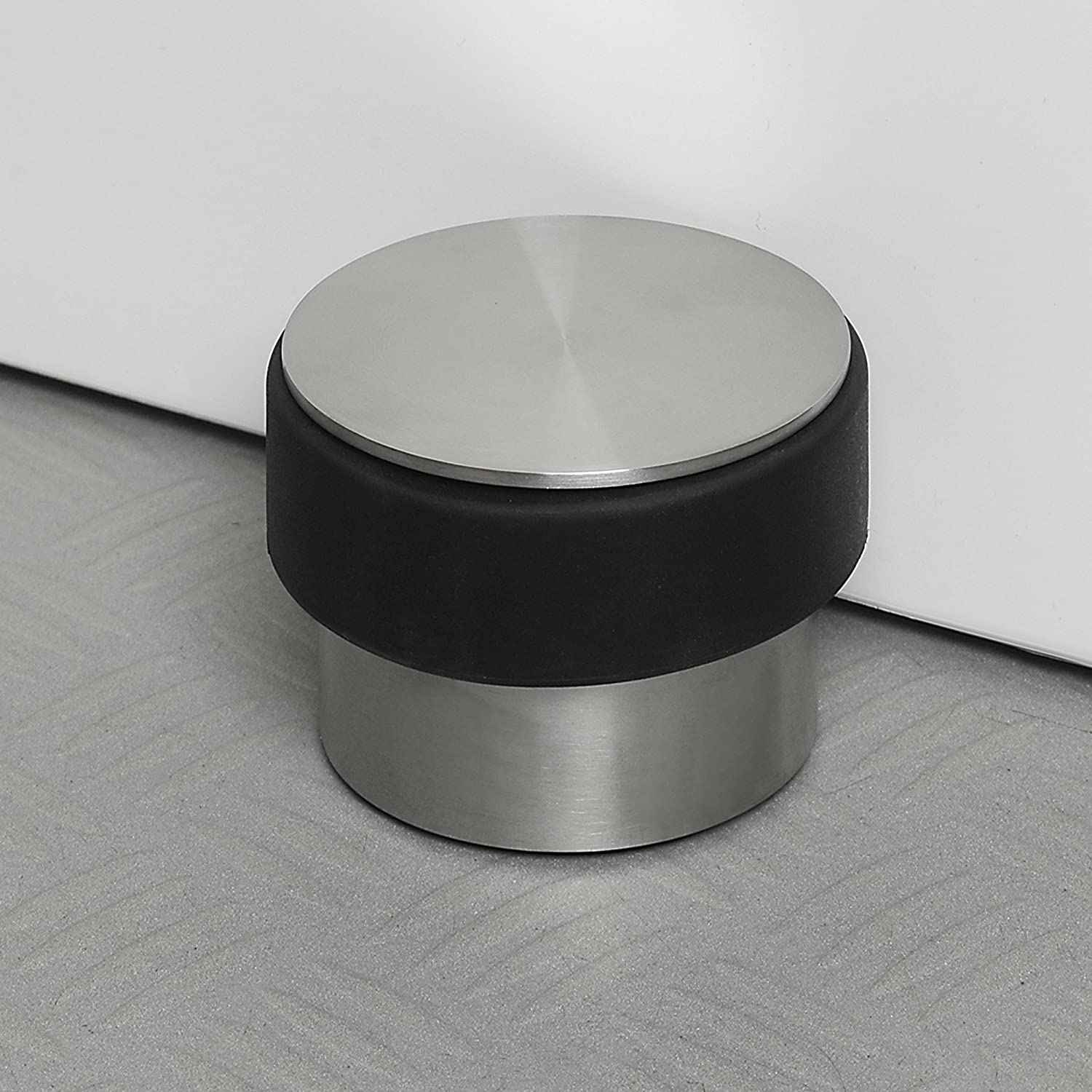 blomus stainlesssteel door stop amazonca home  kitchen -