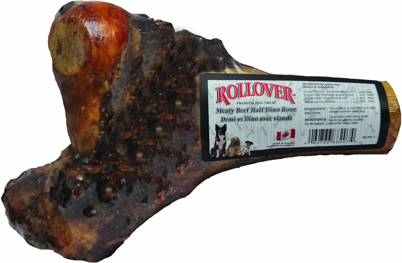 Rollover Meaty Beef Bone Small 3 pk