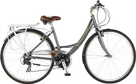 Viking VG228 - Bicicleta híbrida para Mujer, Talla S (156-163 cm ...