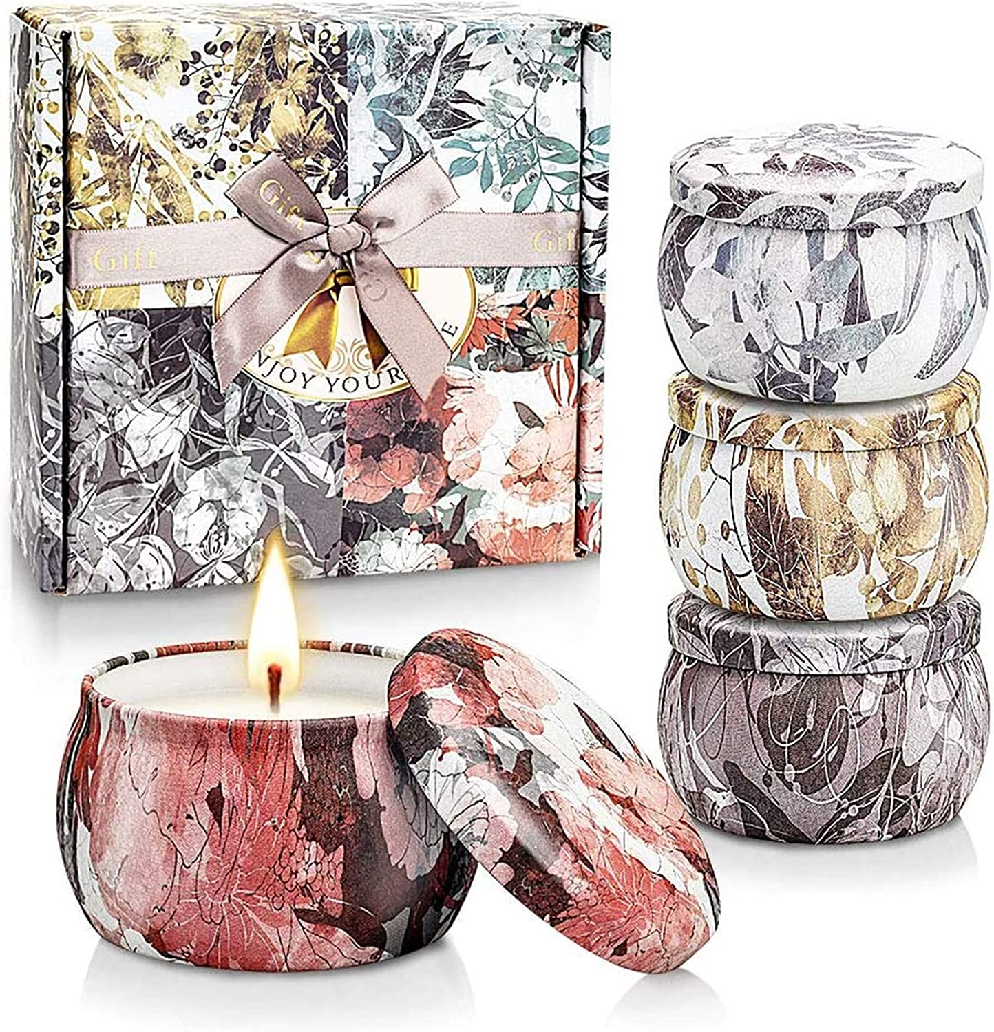 Woman Body Soy Candle Set 2 pieces Handmade Candles  Colorful Candle  Natural Candle
