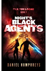 Night's Black Agents (Paxton Locke Book 2) Kindle Edition