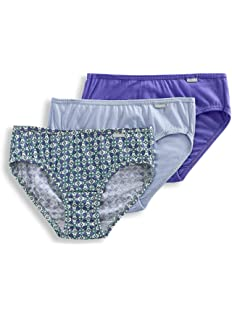 83de91254d44 Jockey Women's Underwear Plus Size Elance Bikini - 3 Pack