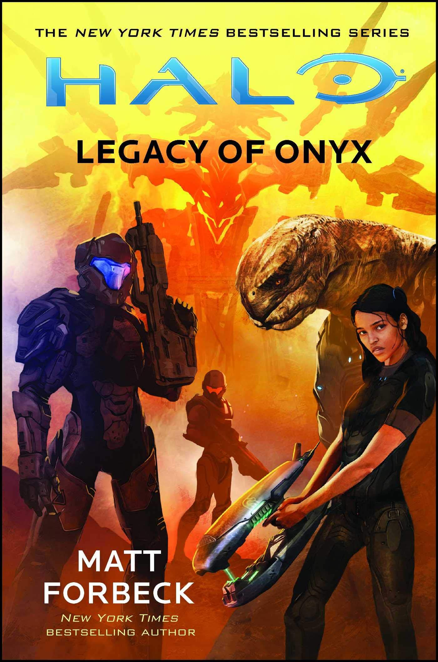 halo the book series