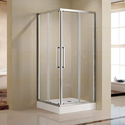 Kleankin 355x355x7475 Aluminum Semi Framed Sliding Glass Door