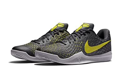 size 40 26de8 a6e38 Nke Mens Nike Kobe Mamba Instinct Shoes Dust Electrolime Pure Gray  852473-003