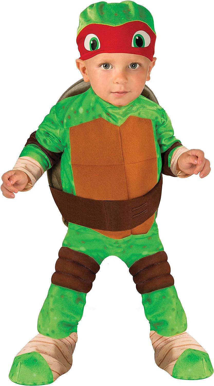 Disfraz de Ralph Tortugas Ninja para bebé: Amazon.es: Juguetes y ...