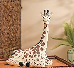 Amazon.com: Giraffe Statue - Home & Outdoor Decor: Home ...