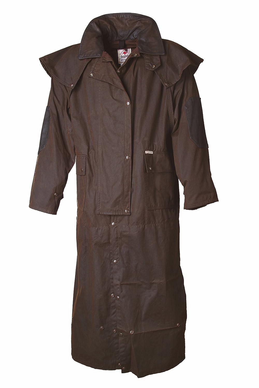 SCIPPIS, Longrider Coat, braun, S