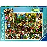 Ravensburger 19482 7 Puzzle Grandioses Gartenregal 1000 Teile