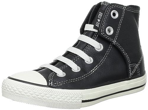 17e481d7859 Converse Chuck Taylor Easy Sl Cuir - Zapatillas de cuero Niños Niñas   Amazon.es  Zapatos y complementos