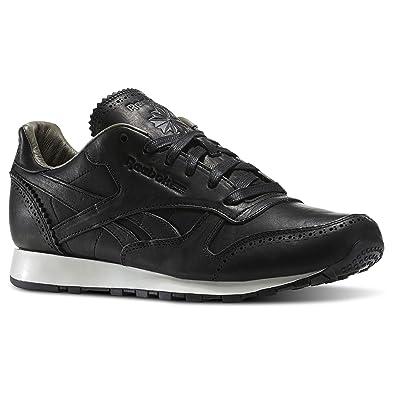 Herren Schuhe sneakers Reebok Classic Leather Lux Horween AQ9961