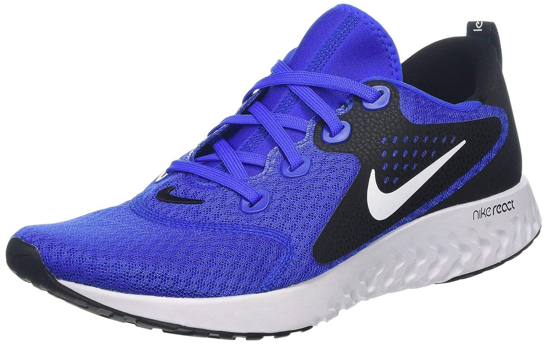 MultiCouleure (Hyper Royal blanc noir 404) Nike Legend React, Chaussures de Running Compétition Homme 48.5 EU