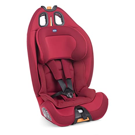 Chicco Grow Up 123 Baby Race Car Seat Multi Color