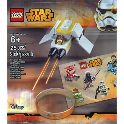 Lego Star Wars Surprise Pack 5002939 Polybag Mini Phantom: Toys & Games