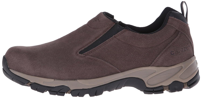 Hi-Tec Mens Altitude Moc Suede Casual Shoe