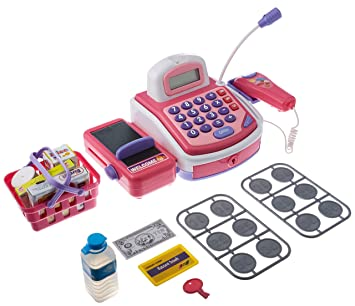 Just Like Home Cash Register by Toys R Us