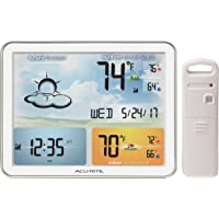 AcuRite Weather Station with Jumbo Display & Atomic Clock
