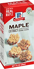 McCormick Maple Extract, 1 oz (Pack of 1)