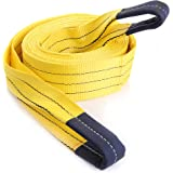 """Recovery Heavy Duty Tow Strap 