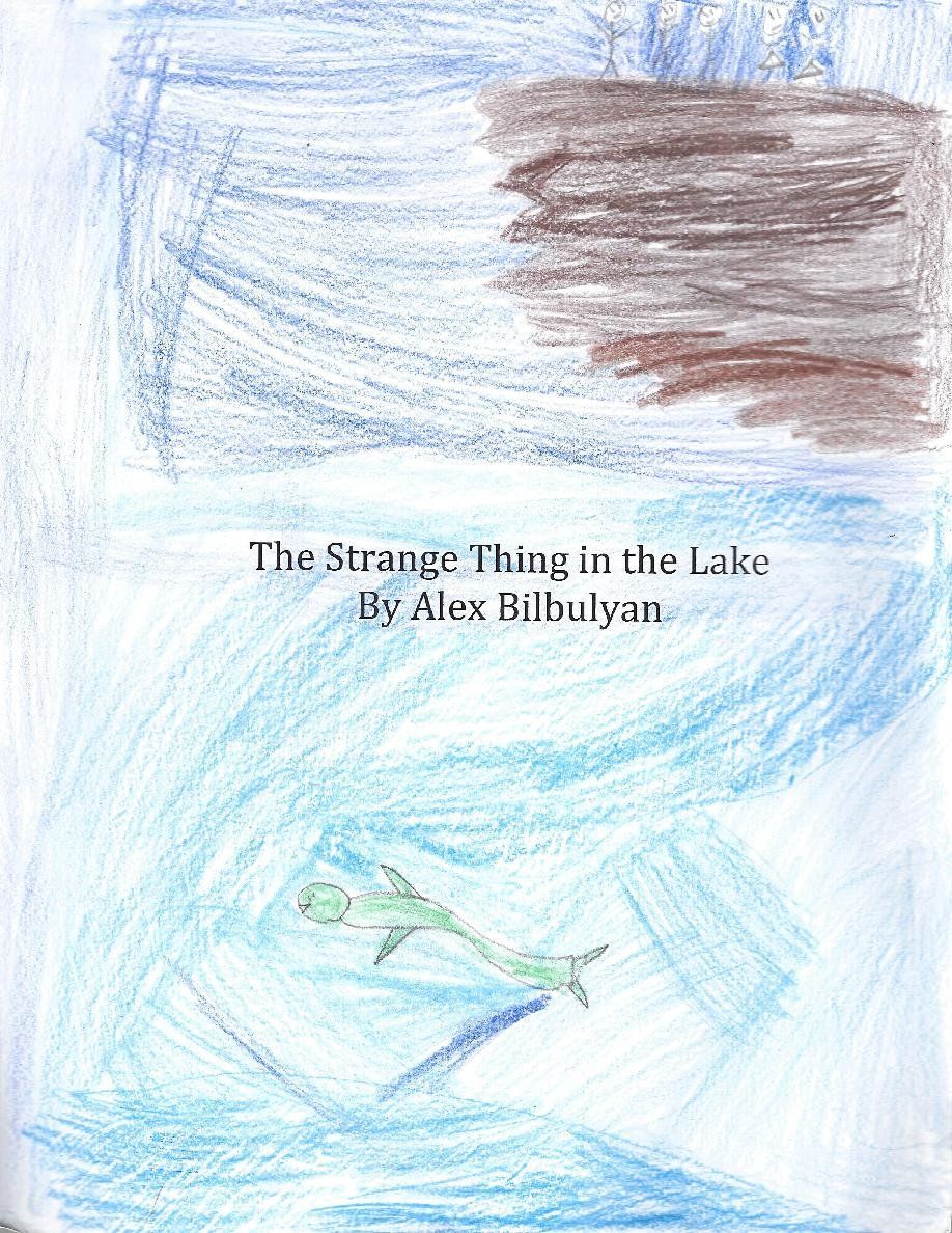 Download The Strange Thing at the Lake ebook