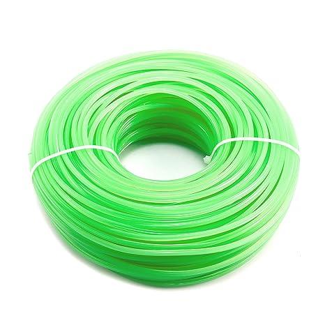 15m x 2.4mm STRONG Strimmer Line Nylon Wire Round String Medium Electric Trimmer