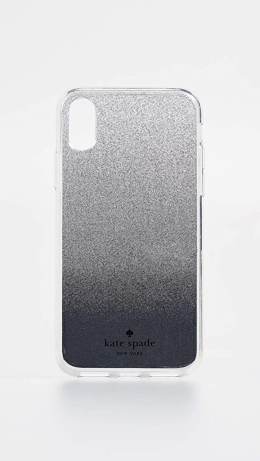 best sneakers a6f57 27d54 Kate Spade New York Mirror Ombre iPhone X/XS Case, Silver, One Size