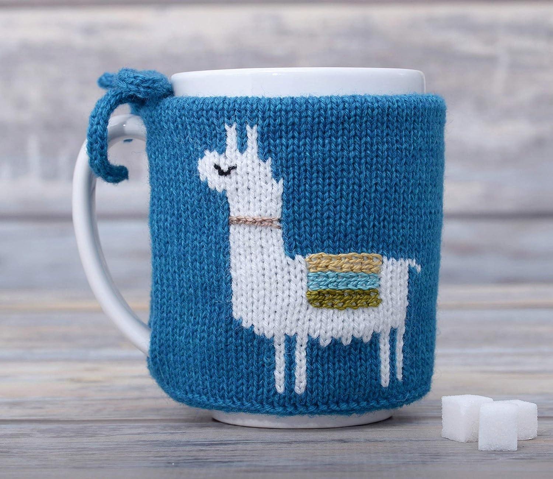 Amazon Llama Coffee Cozy Tea Cosy Gift Mug Sleeve Party Favor