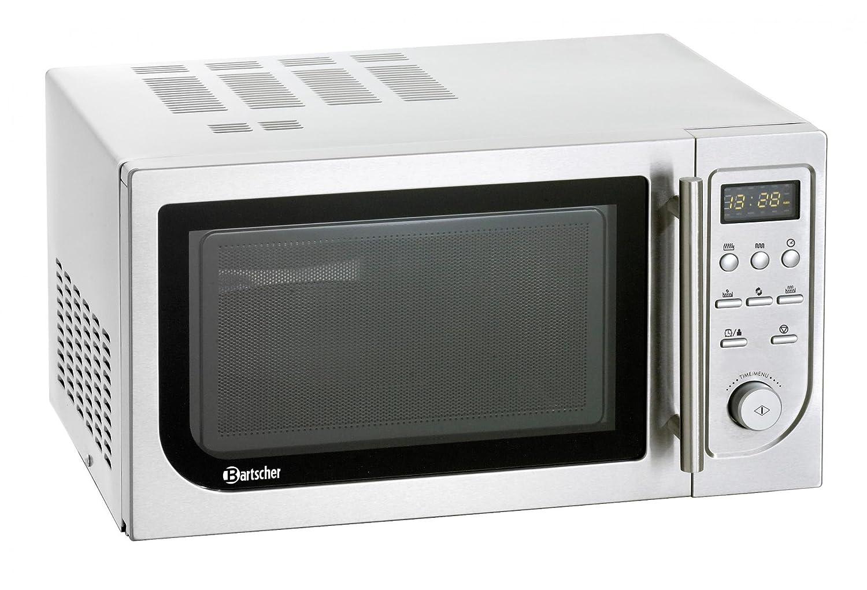 Bartscher - Microondas con horno y grill, 16,6 kg: Amazon.es ...