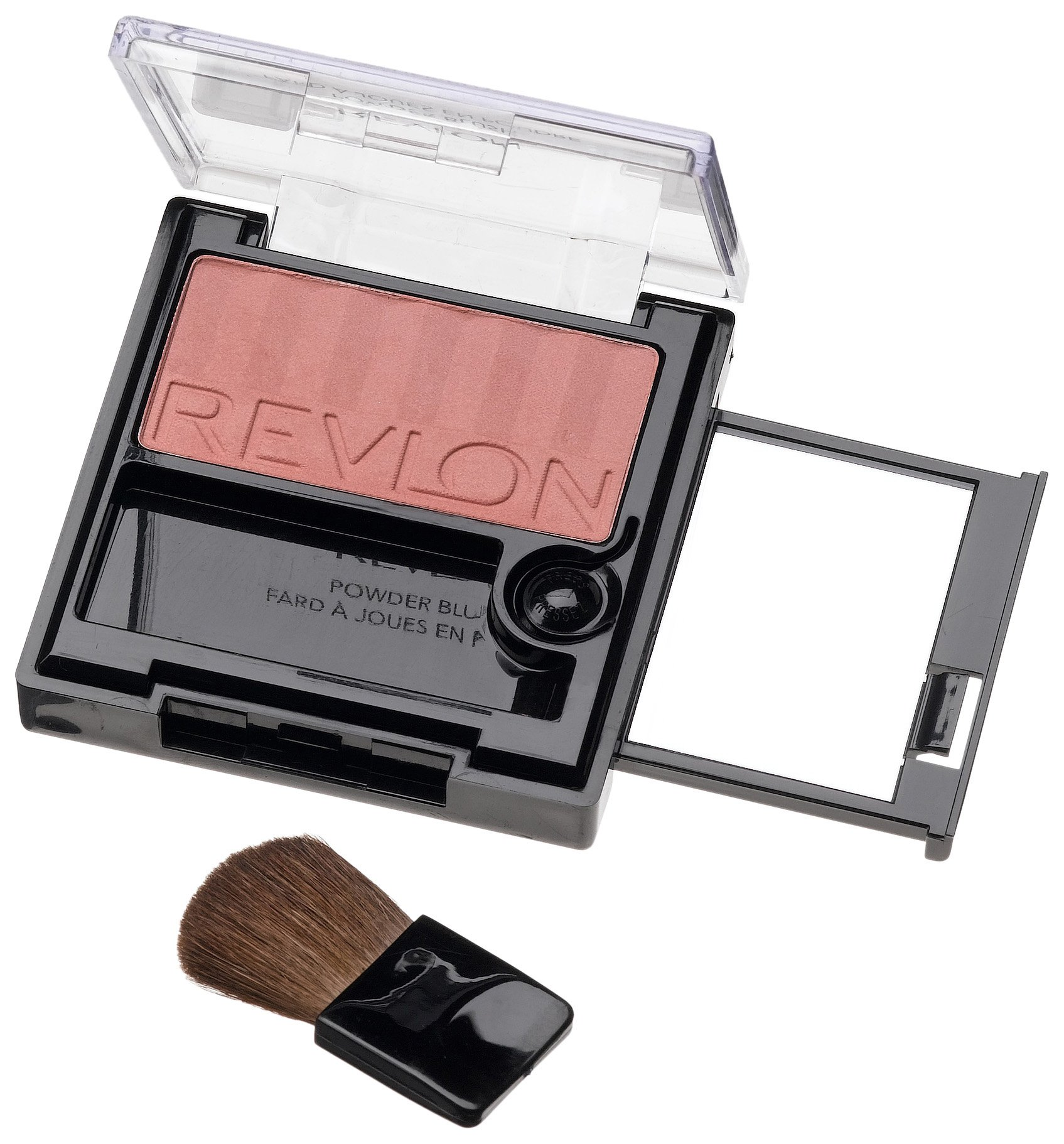 Revlon Powder Blush, Softspoken Pink 04, 0.18 Ounce (Pack of 2)