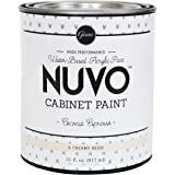 Nuvo Cabinet Paint (Coconut Espresso) Quart