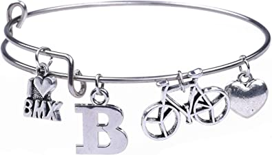cooltime BMXfreestyle - Pulsera de Acero Inoxidable para Bicicleta ...