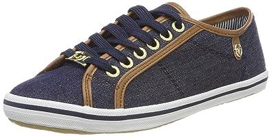 Damen 2793102 Sneaker, Blau (Blue), 38 EU Tom Tailor