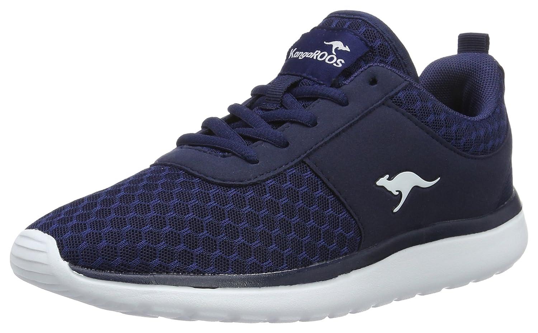 KangaROOS Damen Bumpy Sneaker Blau (Dk Navy/White)2018 Letztes Modell  Mode Schuhe Billig Online-Verkauf
