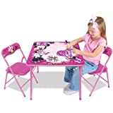 Amazon Price History for:Minnie First Fashionista Erasable Activity Table Set with 3 Dry-Erase Markers