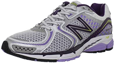 55225fc84a9 New Balance Lady W1260v2 Chaussure De Course  agrave  Pied (B Width) - 41