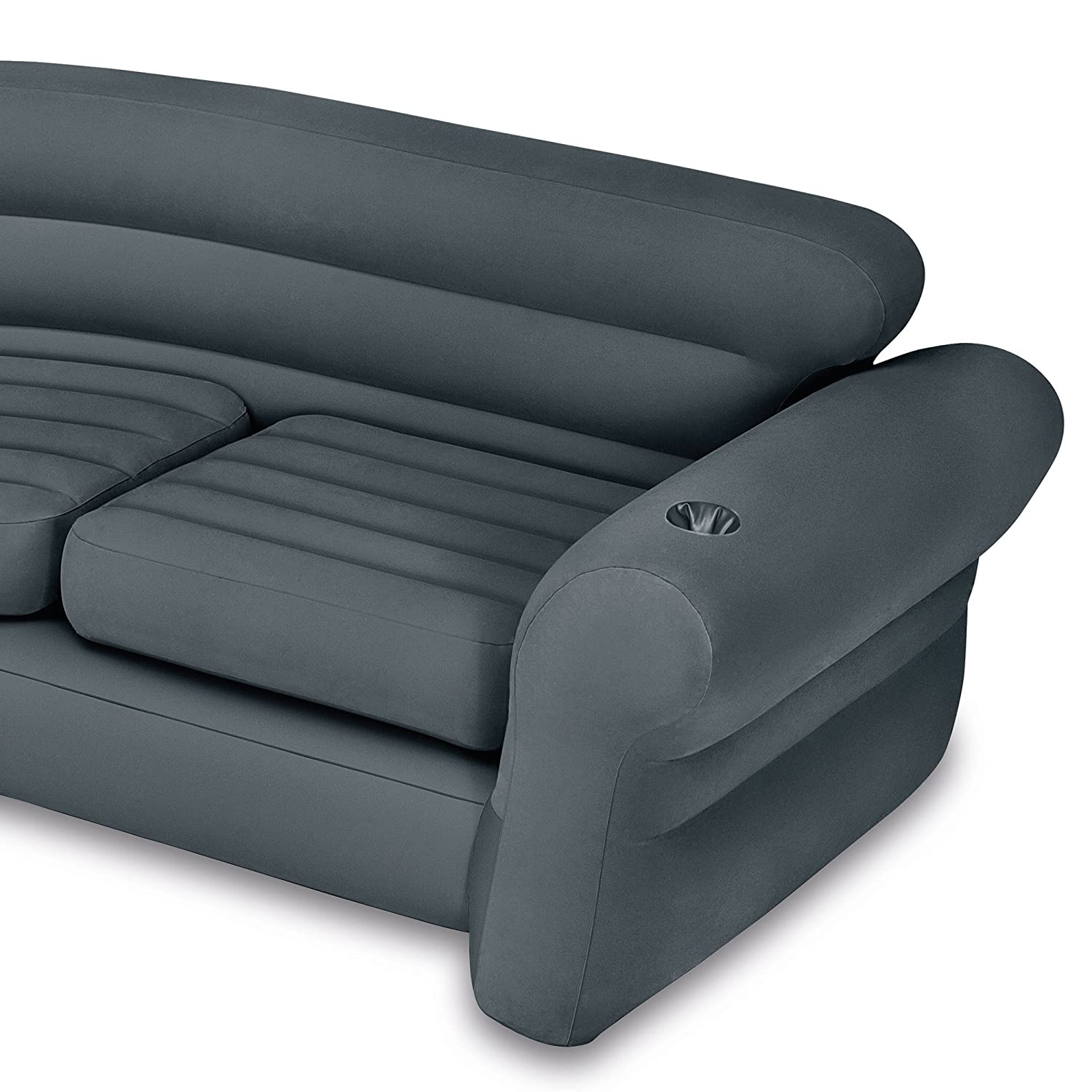 How To Keep Patio Furniture From Blowing Away.Intex Inflatable Corner Sofa 101 X 80 X 30