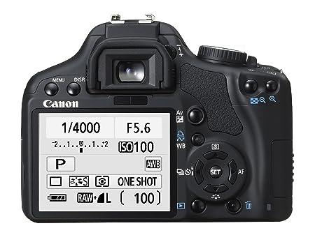Amazon.com : Canon Rebel XSi DSLR Camera with EF-S 18-55mm f/3.5 ...