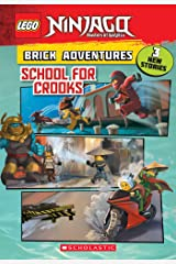 School for Crooks (LEGO Ninjago: Brick Adventures) Kindle Edition