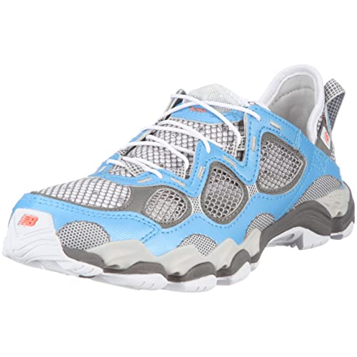 New Balance Zapatillas Performance CSS Water Shoes SW720WB Width B Gris/Azul EUR 37 (