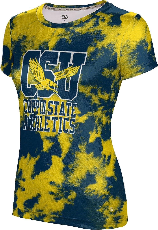 ProSphere Coppin State University Girls Performance T-Shirt Grunge
