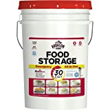 Augason Farms 30 Day All-In-One Emergency Food Storage Pail 29 lbs 4.37 oz
