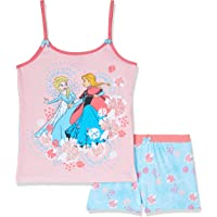 Disney Frozen Girls Underwear Cami & Shortie Set